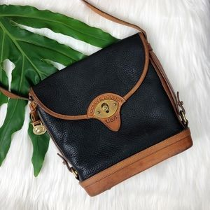 Vintage Dooney & Bourke Spectator Bag